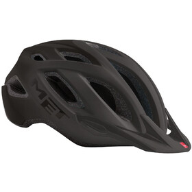 MET Crossover Casco, matt black